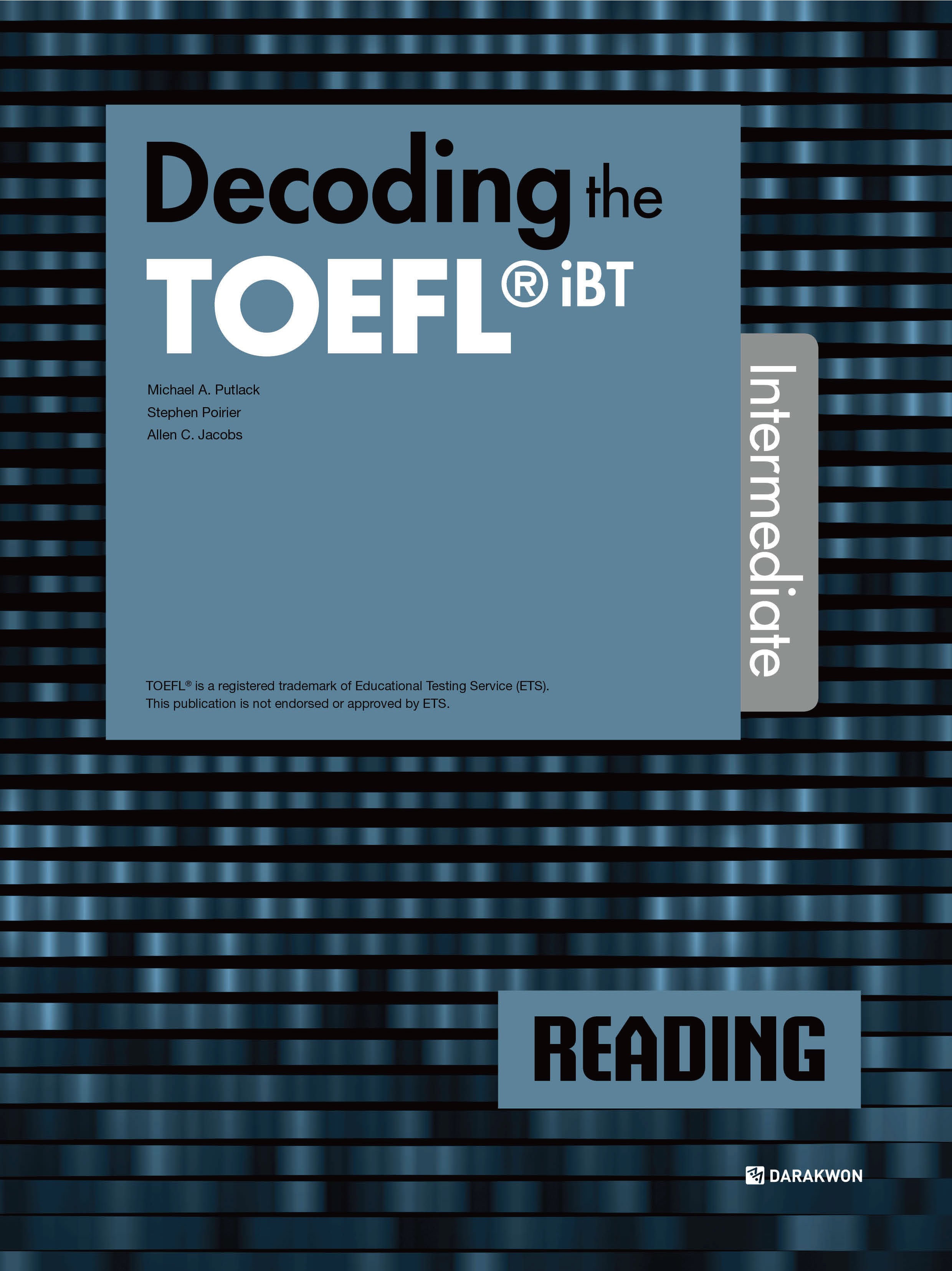 [Decoding the TOEFL iBT Actual Test] Decoding the TOEFL iBT READING Intermediate